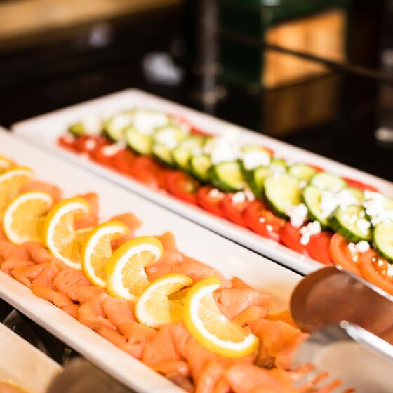 breakfast buffet 4 star hotel solaria ischgl