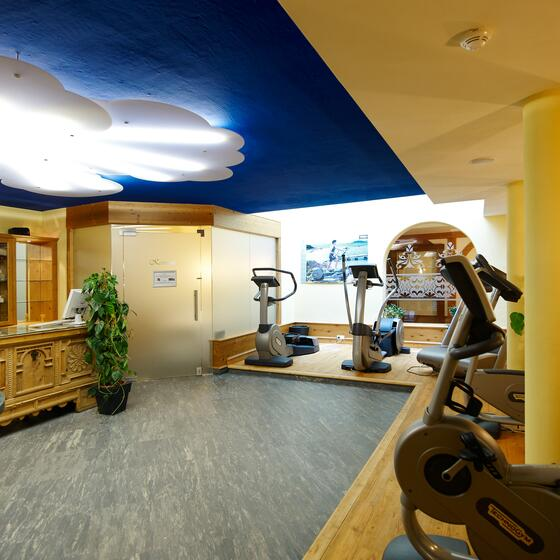 gym room hotel solaria