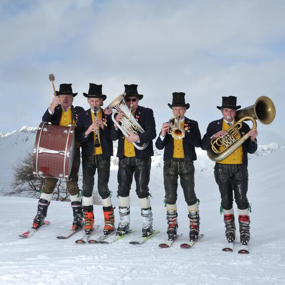 band ischgl