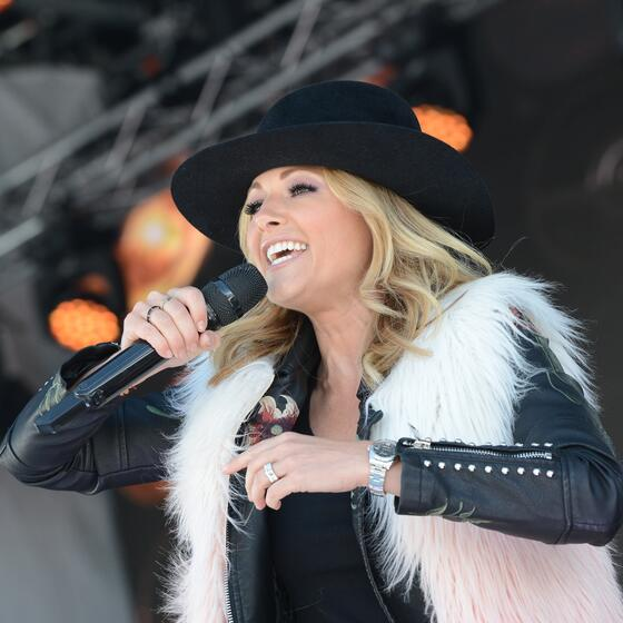 helene fischer on stage