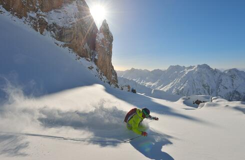 freeriding in ischgl